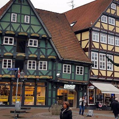 ältestes Haus in Celle