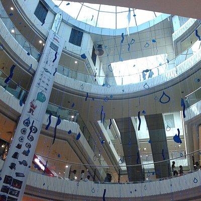 at oberon mall  ..