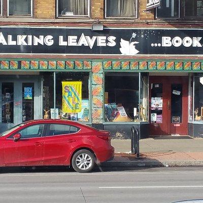 Talking Leaves Books