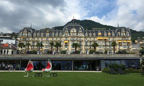 Montreux - Palace