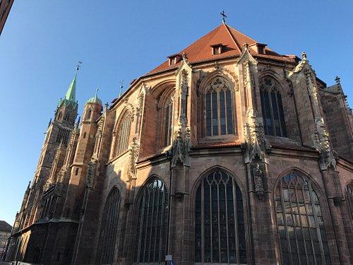 St. Lorenz - geistiges Zentrum im evangelischen Nürnberg