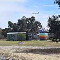 Black Cockatoo Bush Camp Toilets & Showers.