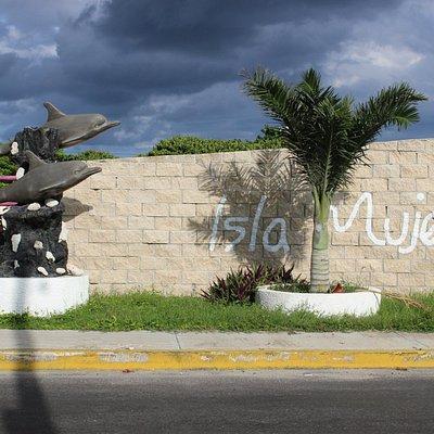 Recorriendo Isla Mujeres