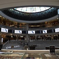 Okhotny Ryad Shopping Center