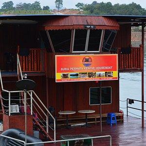 Suria Permata Kenyir Houseboat 3