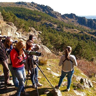 Ecoturismo en el Monte Abantos