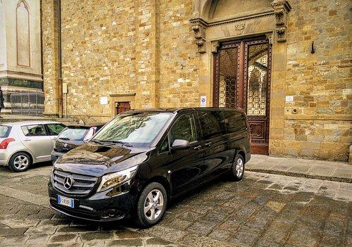 Minivan in Florence tour (Santa Croce ) 25th Dec 2016