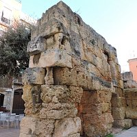 Forum Provincial Tarraco, Tarragona, España.