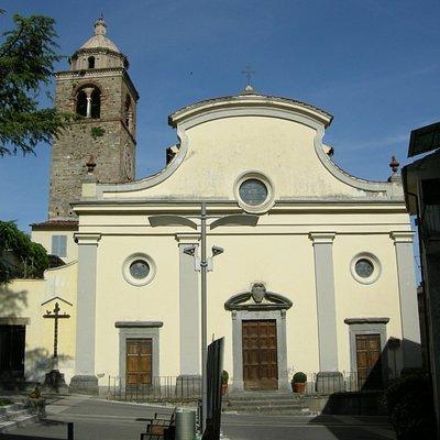 Pieve di San Giovanni Battista by Sailko