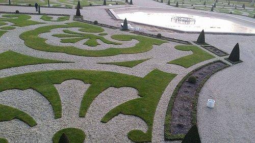 Paleispark Het Loo bahçesi