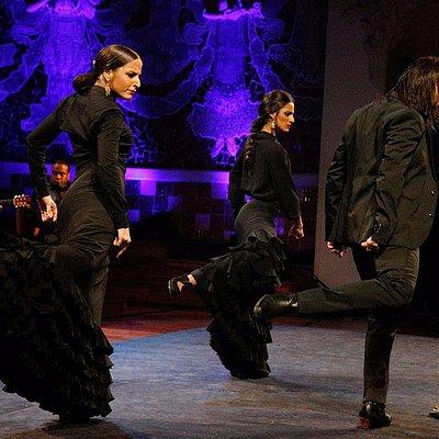 Barcelona y Flamenco at Palau de la Música, Barcelona