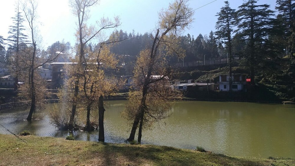 Gwaldam Lake