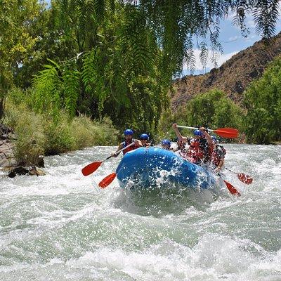 Rafting en Río Atuel con Taccu!