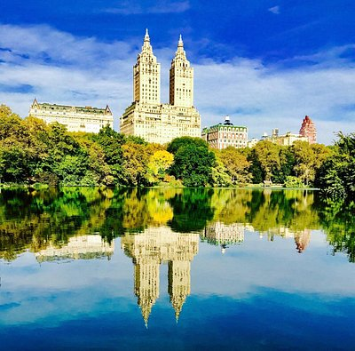 Fall Colors in Central Park - see them on our guided tours!