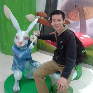 I was born in the Rabbit Year(Chinese Zodiac)
