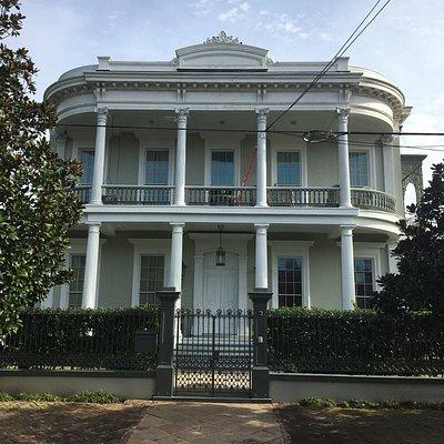 Beautiful garden district home