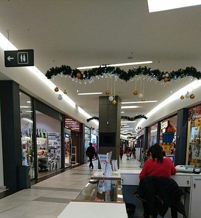 Shopping in Mercator Centar