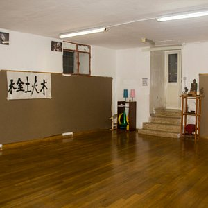La sala di pratica