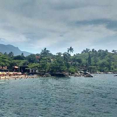 Praia do portinho - vista