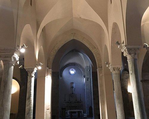 Interno San Giovanni al mare...