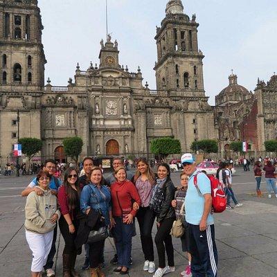 Viaje grupal Noviembre 2016 a México