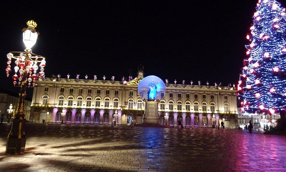 Hôtel de Ville Nancy