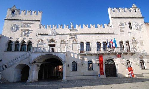 Praetorian palace (photo by TIC Koper)