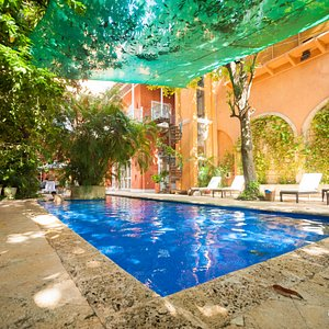 The Pool at the Casa Pestagua Hotel Boutique, Spa