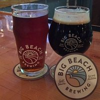 OMG... Gulf Shores, Alabama has a brewery, and it's awesome!!!