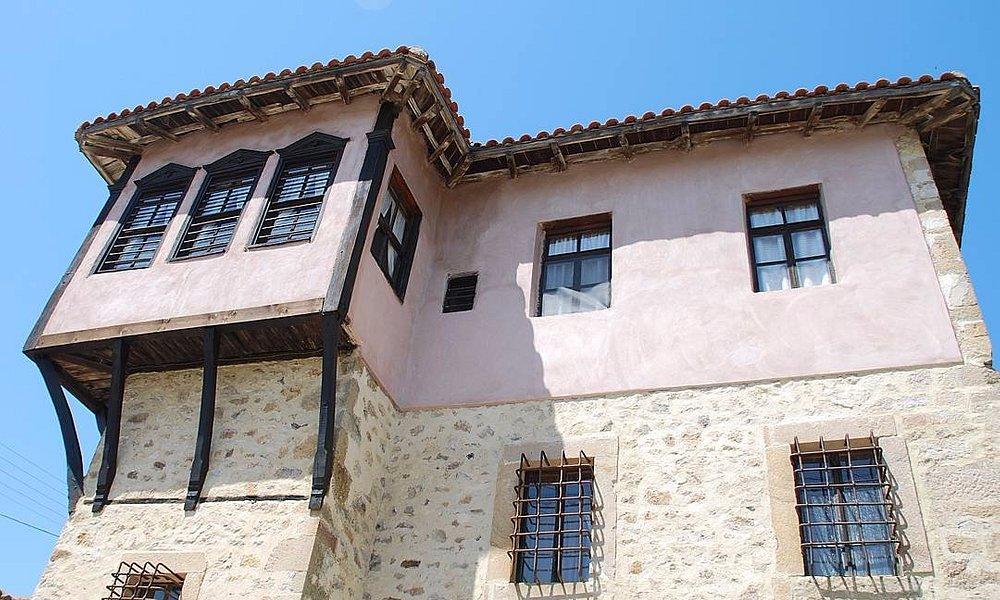 Αρχοντικό Παμουκτσόγλου   Mansion Pamouktsoglou