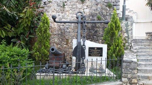Памятник героям морских сражений