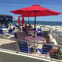 Ocean Beach Park's Sandbar Cafe