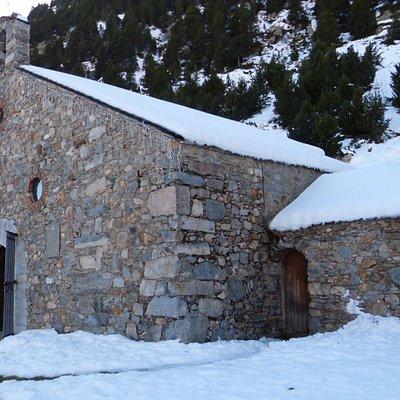 Ermita de San Gil - Vall de Nuria