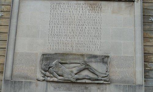 Monument des Deportes
