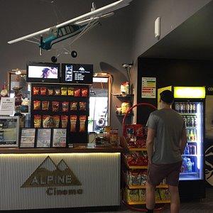 Alpine Cinema