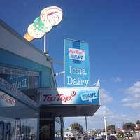 Iona Dairy listed in Things to Do for their ice creams