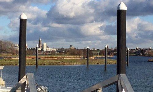 Uitzicht op Roermond