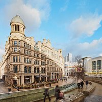 Showcasing all its original Edwardian beauty with a modern twist, The Corn Exchange is home to a