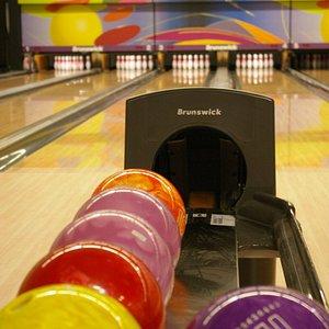 12 pistes de bowling