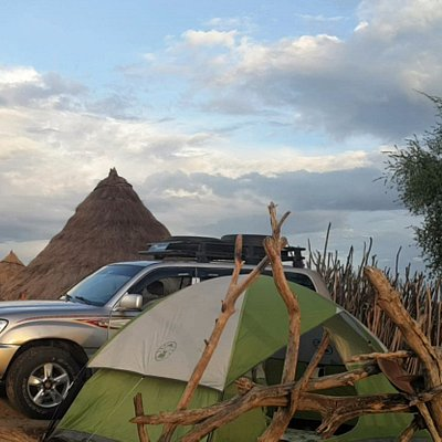 Overnight Stay in the village via tent accommodation