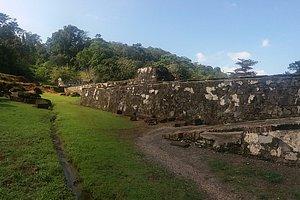 Ruinas de Fuerte de Portobelo