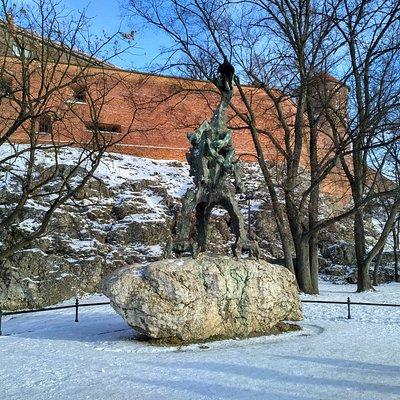 Pomnik Smoka Wawelskiego