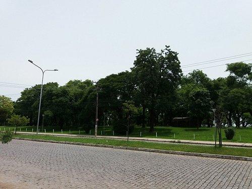 Parque Marinha do Brasil - Porto Alegre, RS