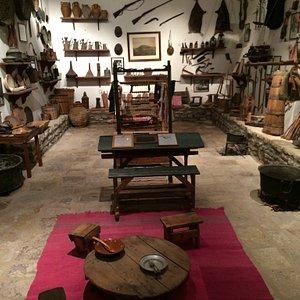Λαογραφικό Μουσείο Παναγιάς