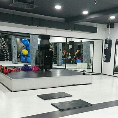 Pit Gym