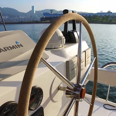Our SABA 50 Catamaran