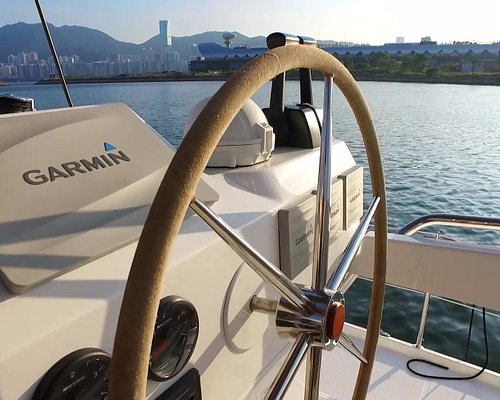 Our SABA 50 Catamaran