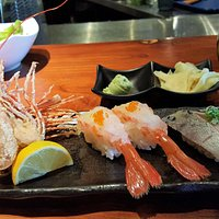 Sushi at the Bar