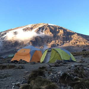 Kibo summit, Kilimanjaro, Oct 2016