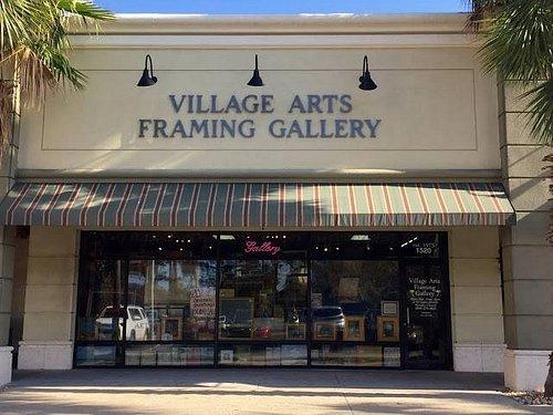 Village Arts Framing Gallery 155 Tourside Dr #1520  www.villageartspvb.com